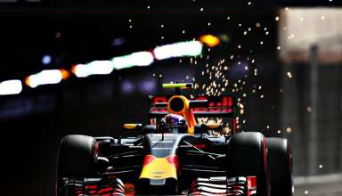 Max Verstappen Red Bull TAG Heuer RB12 Monaco GP tunel exit F1 2016 Foto Red Bull