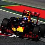Max Verstappen Red Bull TAG Heuer RB12 Spain GP F1 2016 Foto Red Bull