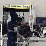 Sauber C35 gearbox and rear end Spain GP Barcelona F1 2016 foto automotorundsport