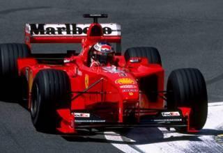 Schumacher Imola 1999