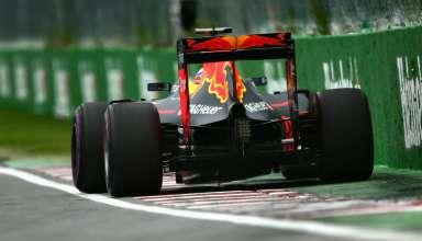Daniel Ricciardo Red Bull RB12 TAG Heuer Canada GP F1 2016 wall of champions Foto Red Bull