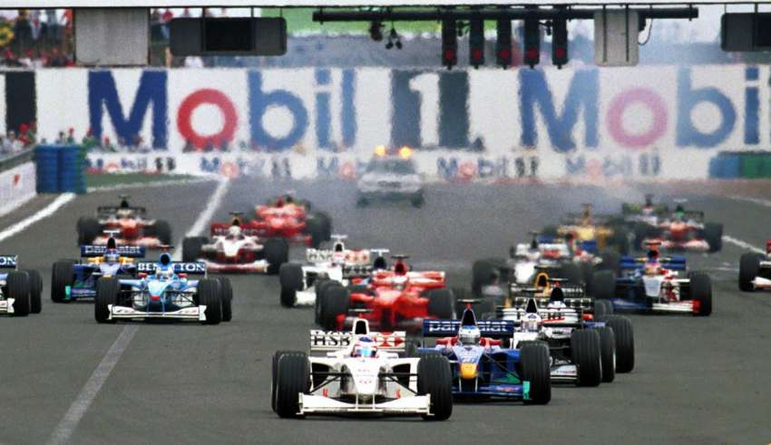 French GP Magnycours F1 1999 Foto f1fanatic