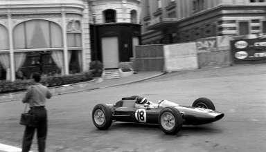Jim Clark Lotus 25 Climax Monaco GP F1 1962 Foto imgur