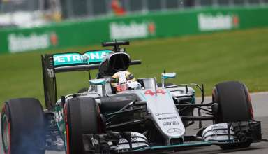 Lewis Hamilton Mercedes W07 Hybrid Canada GP F1 2016 Foto f1fanatic