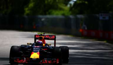 Max Verstappen Red Bull RB12 TAG Heuer Canada GP F1 2016 Foto Red Bull