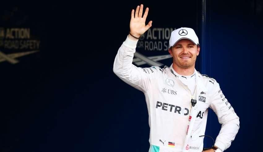 Nico Rosberg European GP Baku F1 2016 after qualy Foto f1fanatic
