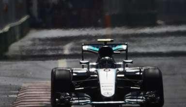Nico Rosberg European GP Baku F1 2016 qualy Foto Daimler