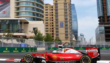 Sebastian Vettel Ferrari SF16-H European GP Baku F1 2016 foto F1fanatic