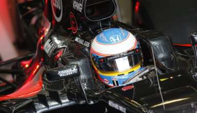 Fernando Alonso McLaren Honda MP4-31 British GP SIlverstone F1 2016 Foto McLaren