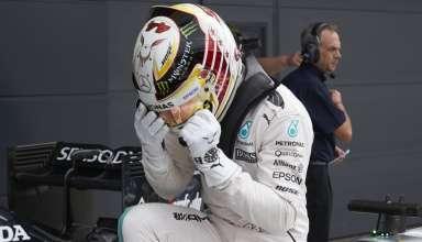 Hamilton British GP F1 2016 Foto Daimler