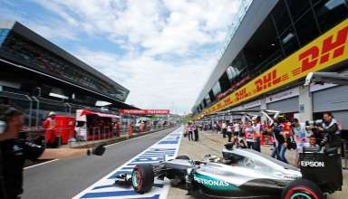Lewis Hamilton Mercedes W07 Hybrid Austrian GP F1 2016 supersoft Foto Daimler
