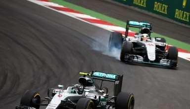 Lewis Hamilton and Nico Rosberg Austrian GP F1 2016 Foto f1fanatic