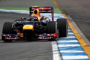 Mark Webber Hockenheim F1 2012 Foto LAT
