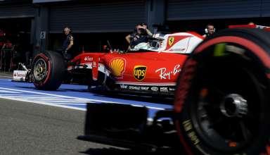 Ferrari and McLaren pitlane Belgian GP F1 2016 Foto PIrelli