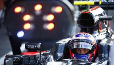 Jenson Button McLaren Honda MP4-31 close up Belgian GP F1 2016 Foto McLaren
