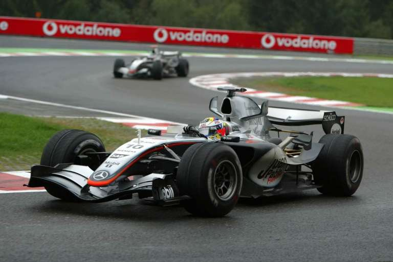 2005 belgian gp – mclaren dominates, but alonso finishes second again