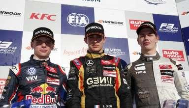 ocon-f3-2014-2 germany hockenheim podium