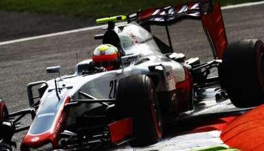 Esteban Gutierrez Haas Ferrari VF-16 Italian GP F1 2016 Foto Haas