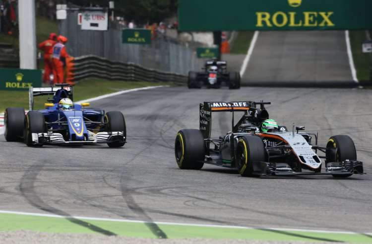 Hulkenberg-leads-Ericsson-Italian-GP-F1-2016-Foto-Force-India