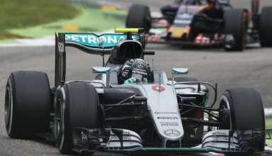 Nico Rosberg Mercedes W07 Hybrid Italian GP F1 2016 Foto f1fanatic-XPB