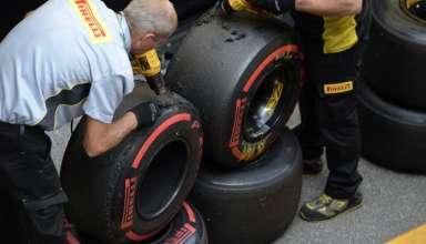 Pirelli F1 Italian GP F1 2016 Foto Pirelli