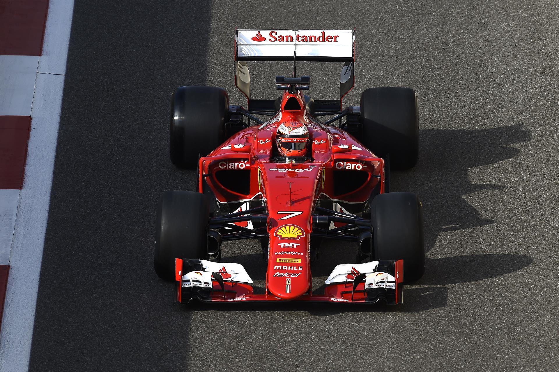 raikkonen-ferrari-abu-dhabi-pit-pirelli-f1-test-2017-foto-pirelli