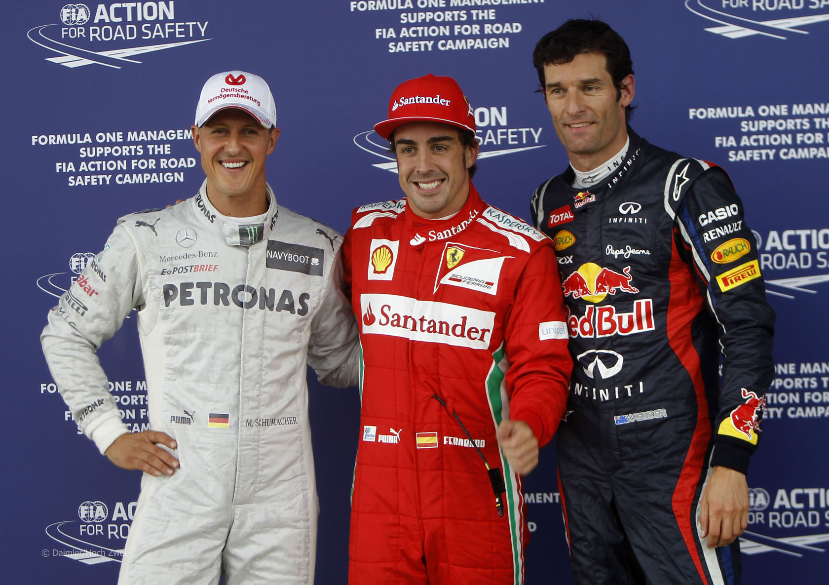 Motorsports: FIA Formula One World Championship 2012, Grand Prix of Great Britain