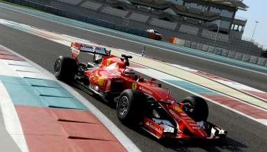 Kimi Raikkonen Ferrari SF15-T 2017 Pirelli tyre test Foto Pirelli