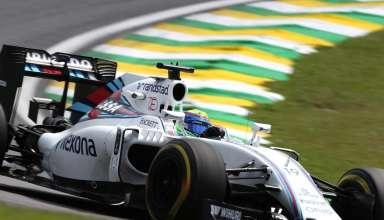 Massa Brazil F1 2016 Foto Williams
