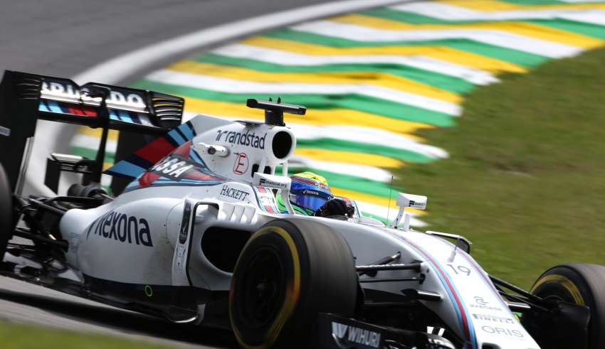 Massa Brazil F1 2016 Foto Williams