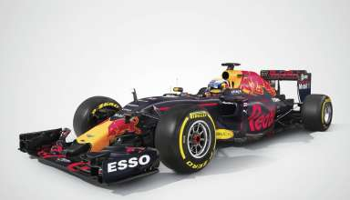 RB12 ESSO livery 2017 Red Bull