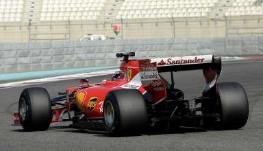Ferrari SF15-T Hybrid 2017 tyre test mule car Foto Pirelli