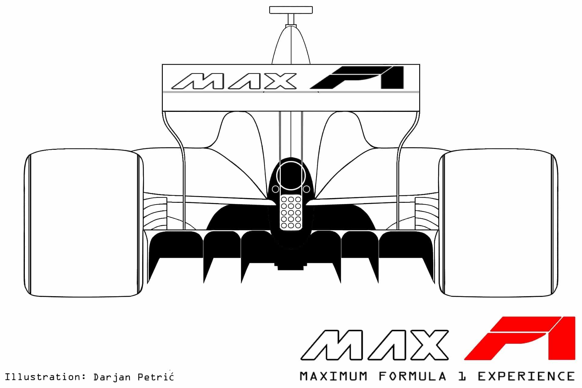 2017 F1 Season Changes