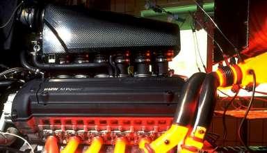 McLaren F1 BMW 6.1-litre V12 engine