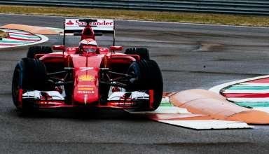 Raikkonen Fiorano test 03 02 2017 Foto Ferrari