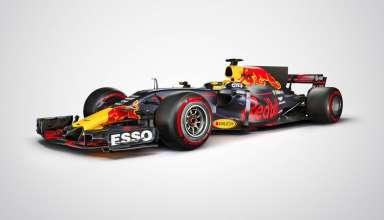 Red Bull RB13 studio photo Foto Red Bull