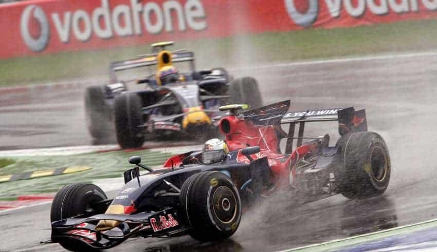 Vettel Monza F1 2008 Foto MotorMouth