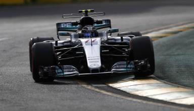 Bottas Mercedes Australian GP F1 2017 Foto Daimler