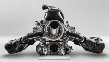 Renault R.E.17 power unit F1 2017 Foto Renault