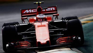 Vandoorne McLaren Australia F1 2017 Foto McLaren