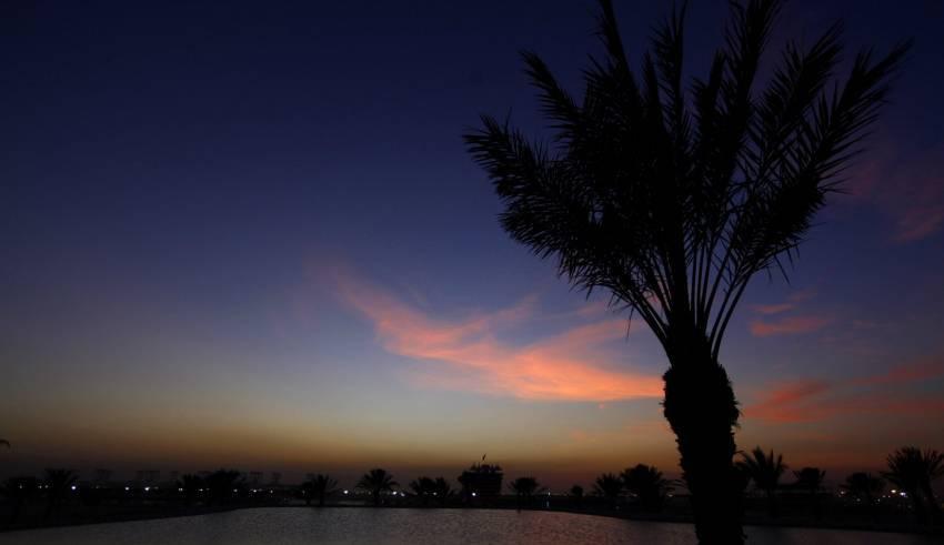 Bahrain night atmosphere F1 2017