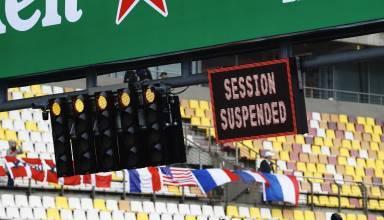 Chinese GP F1 2017 session suspended Foto Pirelli