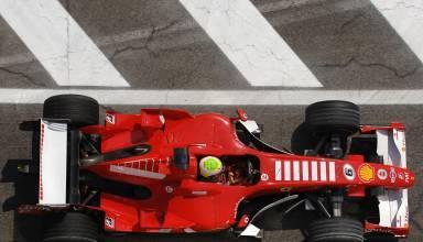 Massa Ferrari F248F1 San Marino Imola F1 2006 Foto Ferrari