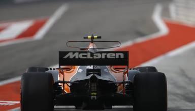 Vandoorne McLaren Bahrain GP F1 2017 Foto McLaren