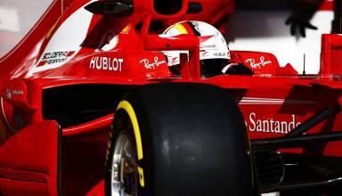 Vettel SF70H close Foto Pirelli