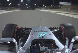 bottas mercedes w08 onboard pole position bahrain gp f1 2017 screenshot youtube f1-com