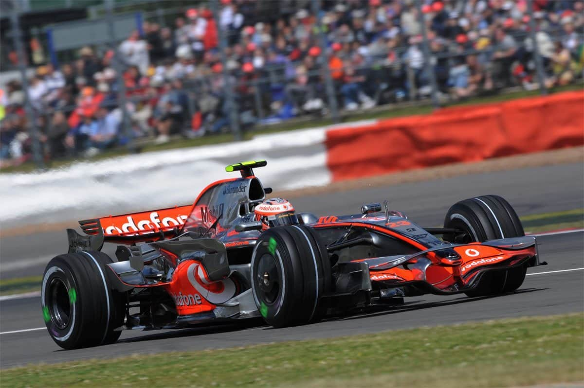 kovalainen british gp f1 2008 saturday foto lat