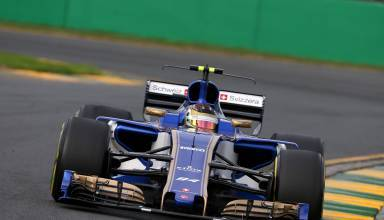 Pascal Wehrlein (D), Sauber F1 Team. Albert Park Circuit.