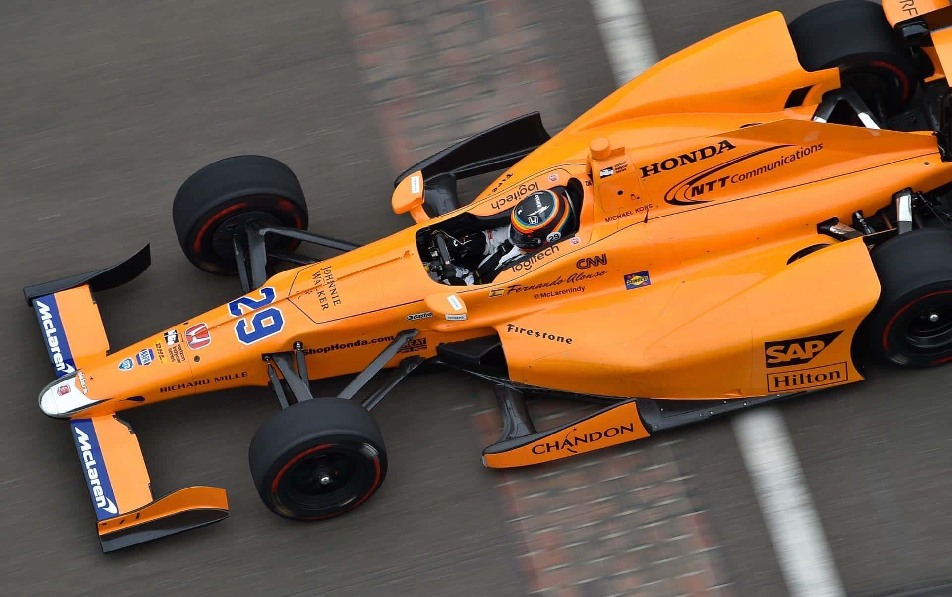 Alonso McLaren Honda Andretti Foto F1fanatic