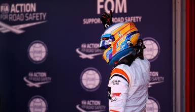 Alonso Spain F1 2017 post q